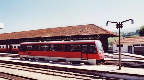 Railcar CP 9501