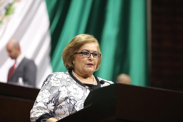 05/02/2020 Tribuna Diputada Melba Farías Zambrano