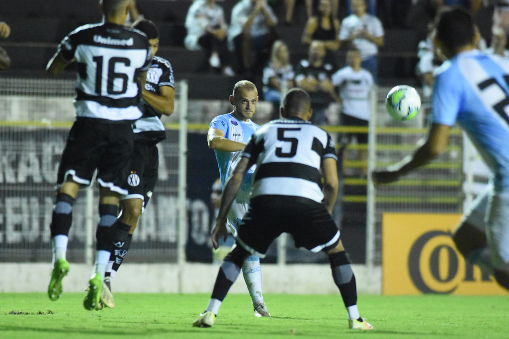 XV de Piracicaba x Londrina