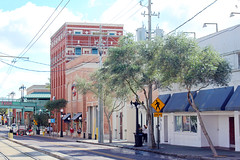 East 8th Avenue from 15th Street, Ybor City, Tampa