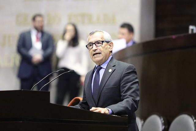 05/02/2020 Tribuna Dip. Raúl Eduardo Bonifaz Moedano
