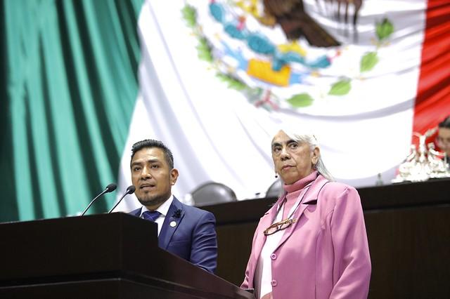 05/02/2020 Tribuna Dip. Marco Antonio González Reyes