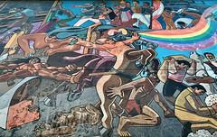 Mural Cusco by Juan Bravo