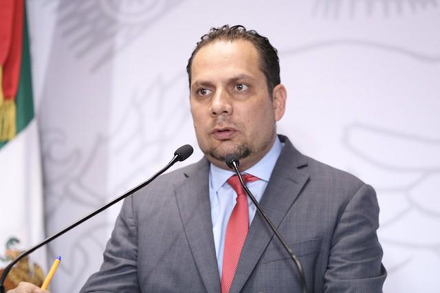 05/02/2020 Conferencia de Prensa Dip. Alejandro Carvajal