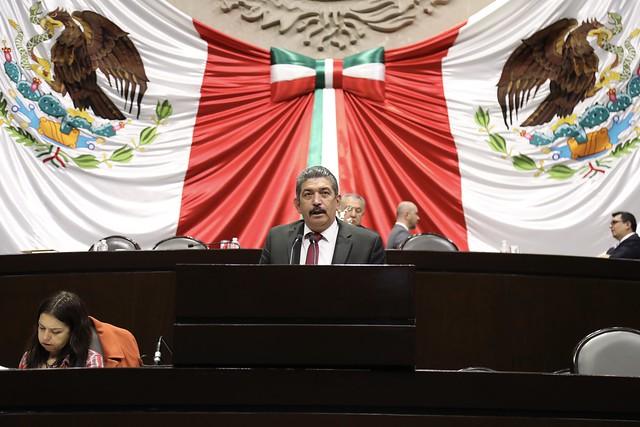 05/02/2020 Tribuna Diputado Marco Antonio Carbajal