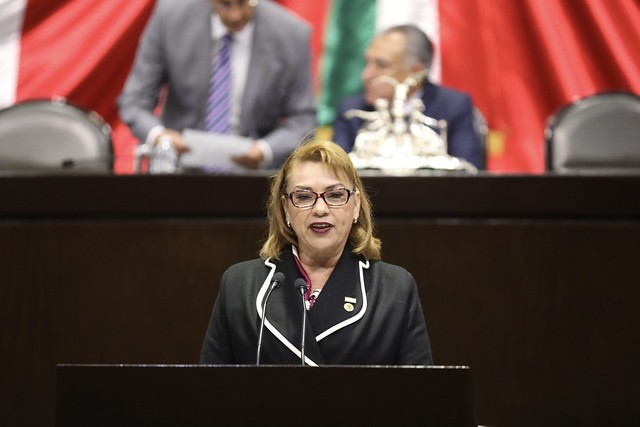05/02/2020 Tribuna Diputada Lucia Flores Olivo