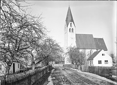 Ekeby Church, Gotland, Sweden