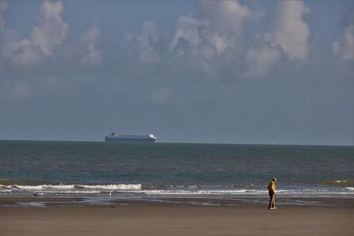 Zeebruge, North Sea