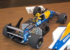 Williams FW14B Renault for Nigel Mansell, number 5. 1/12 Tamiya kit DSC_0279