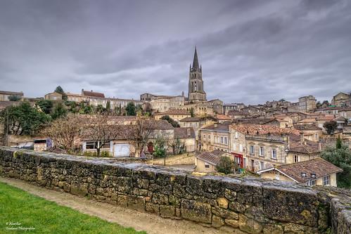 Saint-Émilion, village médiéval