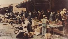 Pike Place Market postcard, 1912