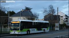 Mercedes-Benz Citaro LE – Autocars Groussin / Aléop – Pays de la Loire ex-Lila (Lignes Intérieures de Loire-Atlantique)