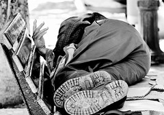 An homeless dreaming
