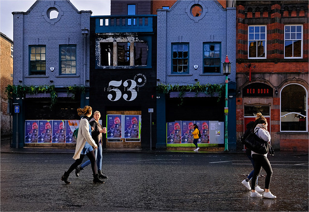 Fifty Three Degrees Berry Street