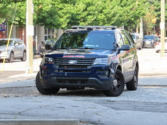Atlanta Police Ford Police Interceptor Utility