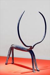 Figure bovine (Musée du quai Branly - Jacques Chirac, Paris)