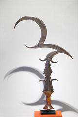 Couteau d'apparat (Musée du quai Branly Jacques Chirac, Paris)