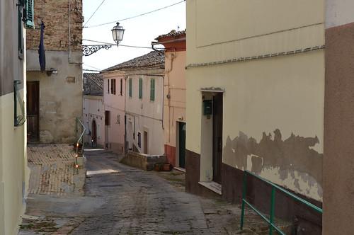 Città di Penne - il centro storico