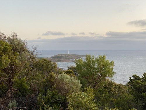 Cape Leeuwin lighthouse where 2 oceans meet