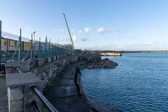 SEAFRONT IN DUN LAOGHAIRE [SCOTSMAN'S BAY]-159970