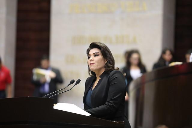 06/02/2020 Tribuna Diputada Lorenia Valles Sampedro