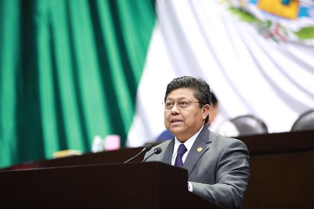06/02/2020 Tribuna Dip. Rubén  Cayetano García
