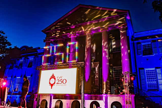 College of Charleston's 250 anniversary