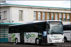 Iveco Bus Crossway – Mobilités Bourgogne-Franche-Comté / Mobigo - Photo of Mâcon