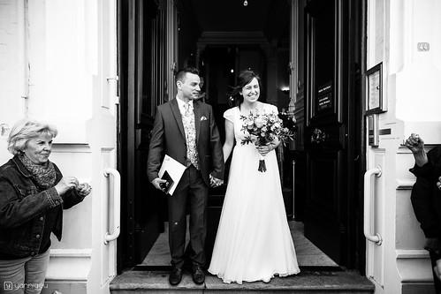Huwelijk Tamara & Kenny