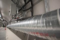 Seed Vault Interior