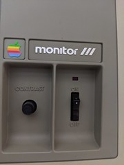 Monitor III, secret hardware archive, Computer History Museum, Mountain View, California, USA