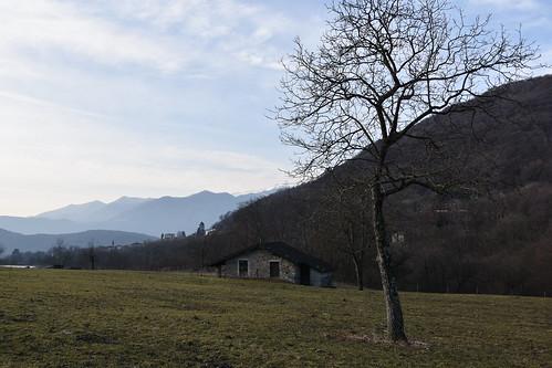 A pochi km da Lugano...