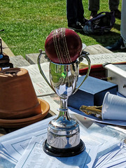 Church Times Cricket Cup final 2019, Cup 1