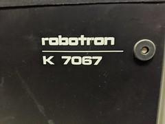 Robotron, secret hardware archive, Computer History Museum, Mountain View, California, USA