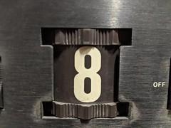 DEC tape drive 4, secret hardware archive, Computer History Museum, Mountain View, California, USA