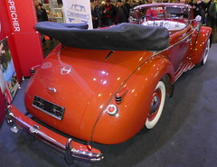 Opel Admiral Cabriolet (1937-39)