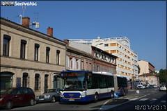 Irisbus Citélis  18 – Tisséo n°0955