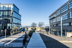 CROFTON ROAD AND THE NEW HARBOUR SQUARE COMPLEX [DUN LAOGHAIRE]-159987