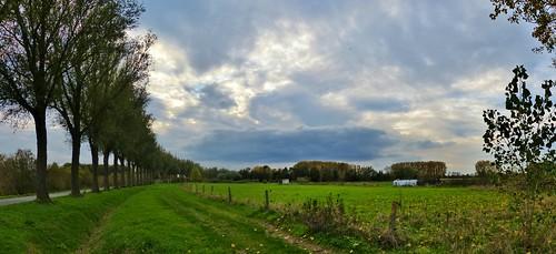 Nederzwalm - Schelde 7 - Panorama - Prettig weekend - Have a nice Weekend!