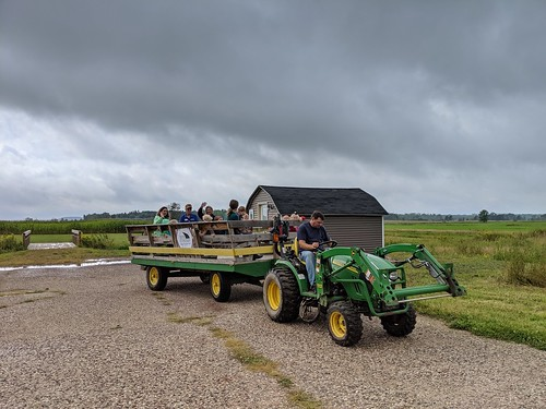 Youth Education Field Day with the Farmers of Mill Creek
