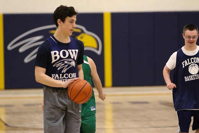 Bow HS Unified Basketball