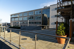 CROFTON ROAD AND THE NEW HARBOUR SQUARE COMPLEX [DUN LAOGHAIRE]-159990