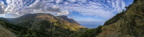 Diafani-Olympos, northern Karpathos