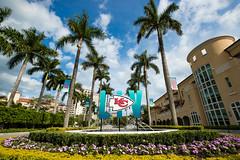 2020 Super Bowl Week: Hotel Signage