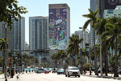 2020 Super Bowl Week: Downtown Miami