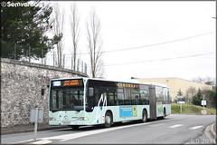 Mercedes-Benz Citaro G – Keolis Tours / Fil Bleu n°321