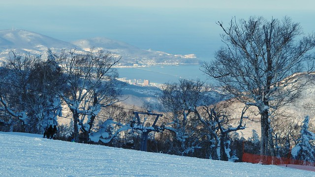 Photo:Otaru Bay - Sapporo Kokusai Ski Resort. By MIKI Yoshihito. (#mikiyoshihito)