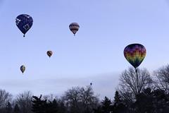 Hudson Hot Air Affair in Hudson, Wisconsin