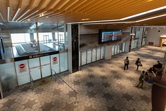 """""""ITAMI"""" The Osaka International Airport."""