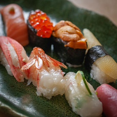 sushi 寿司盛り合わせ